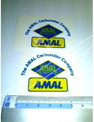 AMAL 2 Stickers
