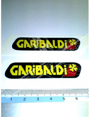 GARIBALDI Stickers