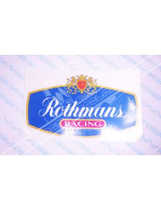 ROTHMANS Sticker