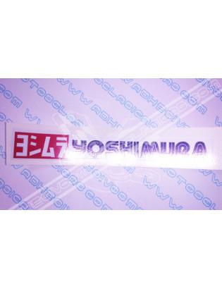 YOSHIMURA Sticker