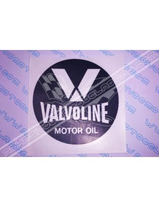 VALVOLINE 2 Sticker