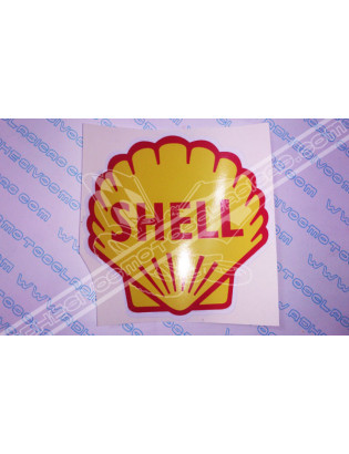 SHELL Sticker