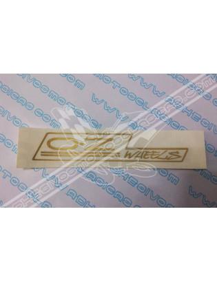 O.Z Sticker