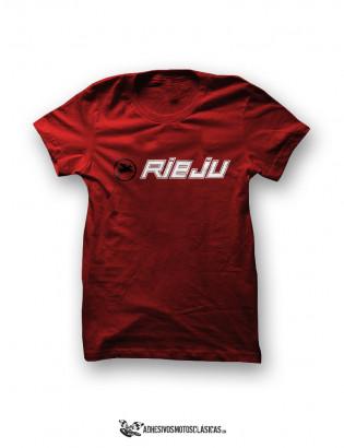 Camiseta Rieju