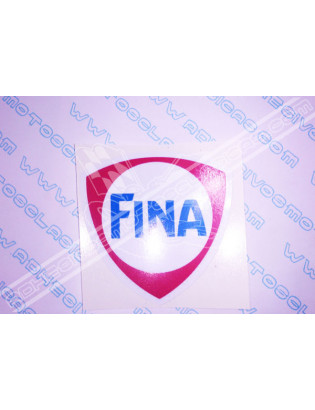 FINA Sticker