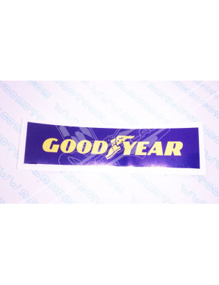 GOODYEAR Sticker