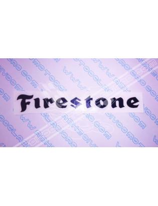 FIRESTONE Sticker