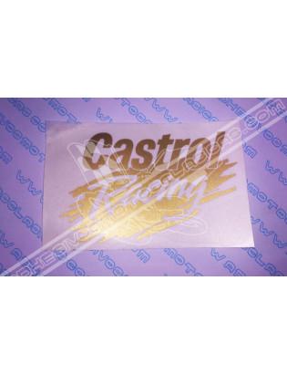 CASTROL Racing Sticker