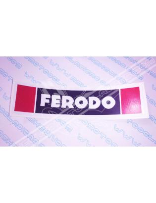 FERODO Sticker