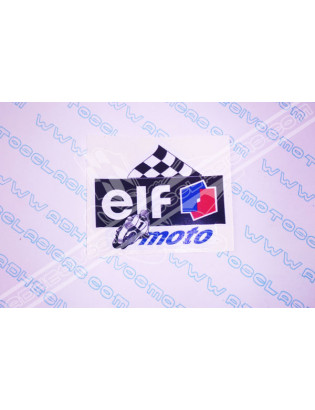 ELF MOTO Sticker