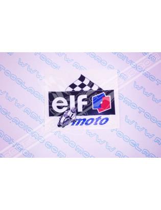 Adhesivo ELF MOTO