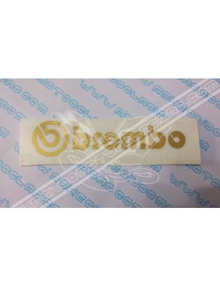 BREMBO Sticker