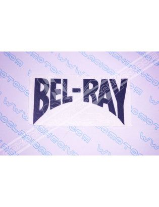 BEL-RAY Sticker