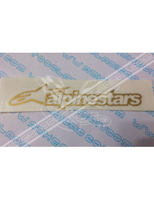 ALPINESTARS Sticker