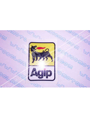 AGIP Sticker