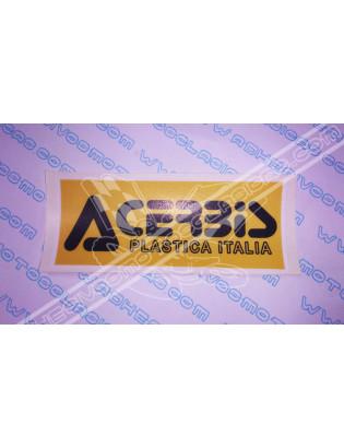 ACERBIS Plastica Italia Sticker