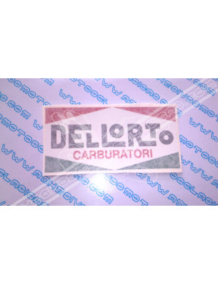 DEL LORTO Big Sticker