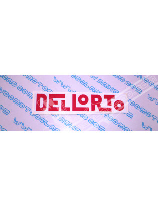 DEL LORTO Sticker