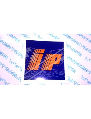 IP OIL Sticker