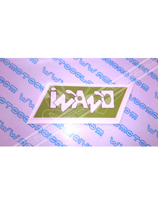 IÑAÑO Sticker