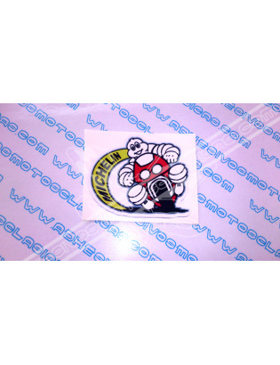 MICHELIN RETRO  Sticker