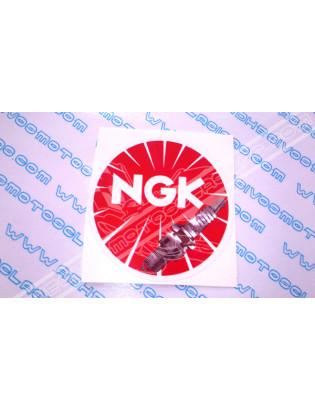 NGK  Sticker