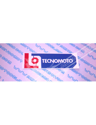 TECNOMOTO Sticker