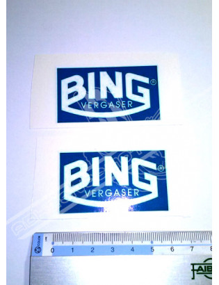 BING Sticker