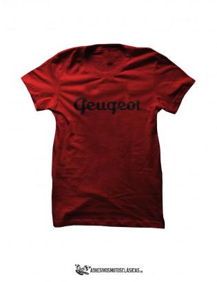 Camiseta Peugeot
